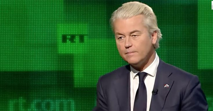 Geert Wilders: Refugees prefer to come to big fat welfare states in Europe