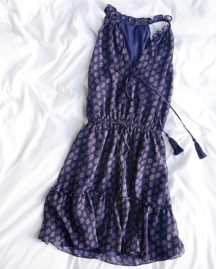 Stitch Fix Spring Resort Wear: Printed Sundress