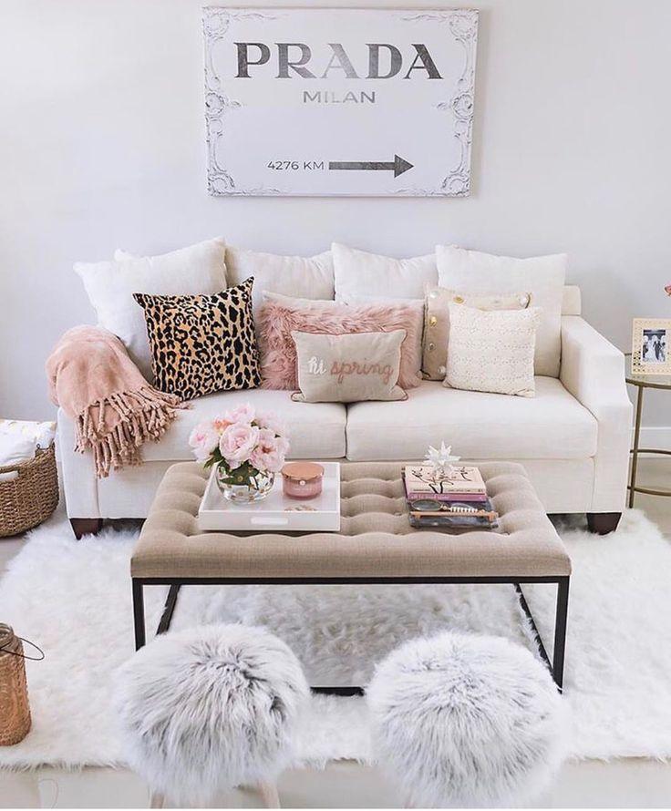 25 Swoon Worthy Glam Living Room Decor Ideas: Pin By Cristina Avila On Cris Living Room Decor