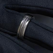Δαχτυλίδι αντρικό σε ατσάλι Κωδ RSMAA0010EN No64 15,00 €