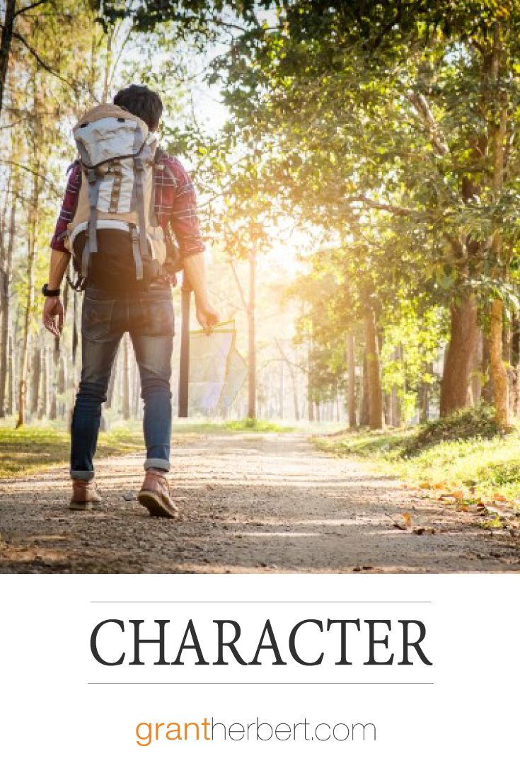 """""""When wealth is lost, nothing is lost; when health is lost, something is lost; when character is lost, all is lost.""""  Billy Graham #emotionalintelligence #eq #character"""