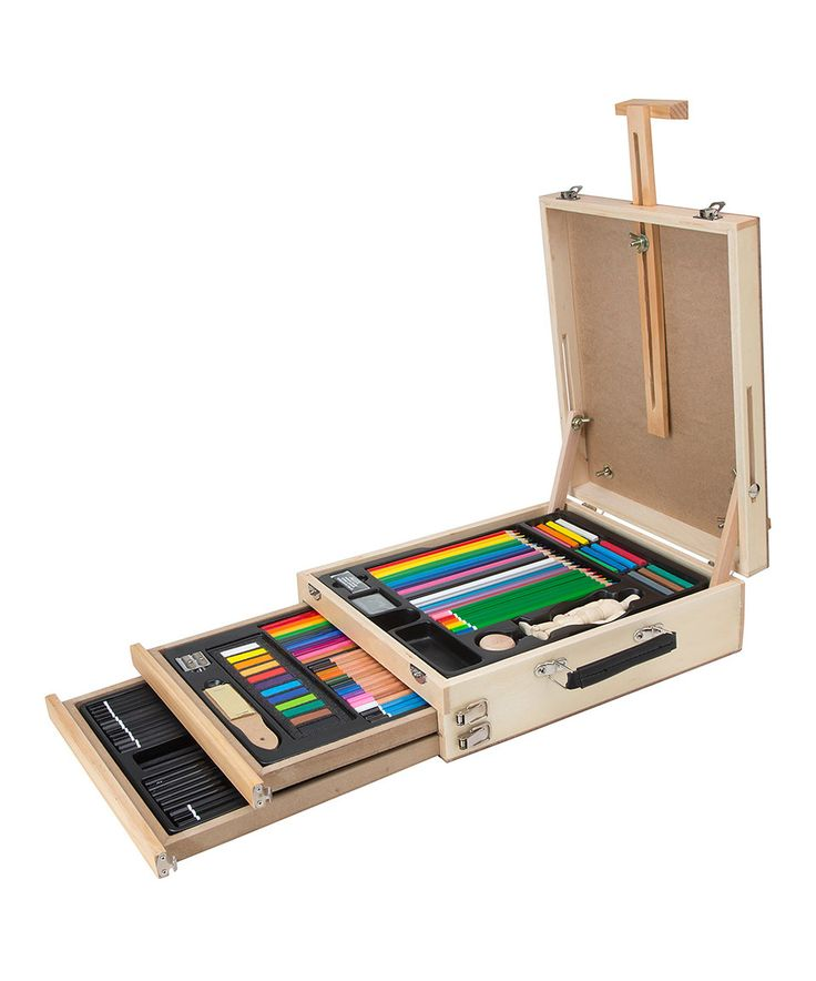Look what I found on #zulily! ALEX Traveler's Sketch & Draw Easel Case by ALEX #zulilyfinds