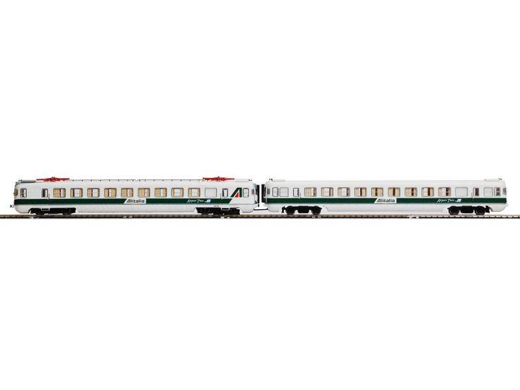 Rivarossi HR2353 - Elettromotrice ALe 601 e rimorchiata Le 601 - FS Livrea ALITALIA a 199.9 EUR
