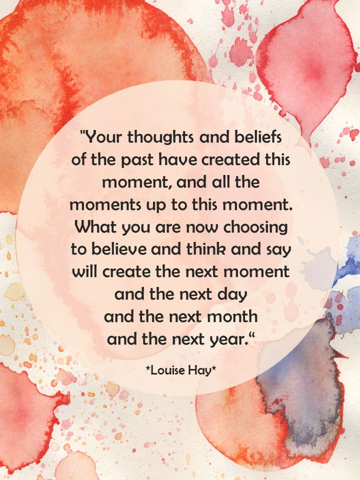 #Wow. louise hay #TARTCollections