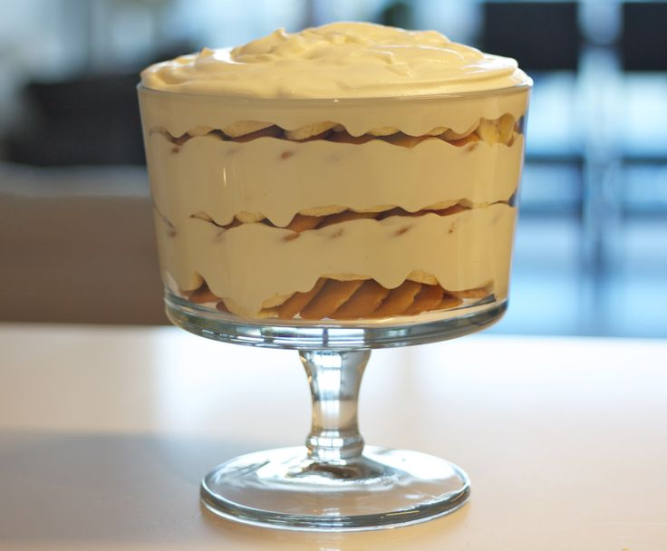 love, love this recipe for Banana Pudding from Magnolia Bakery cookbook. It's my go to when I need something easy and love by all!