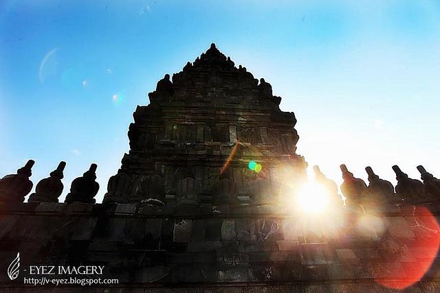 Prambanan, Yogyakarta, Indonesia - man made structures that astound photography by Visithra - http://v-eyez.blogspot.com    V-Eyez Imagery on Facebook  http://www.facebook.com/veyezimagery