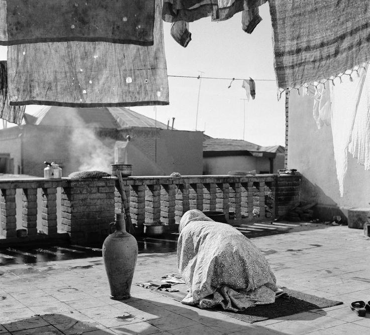 1955. Iran. La Mecca.