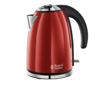 Saiba mais sobre a Torradeira RUSSELL HOBBS Flame red 21391-56. Conheça a nossa gama de torradeiras sem sair de casa em Worten.pt