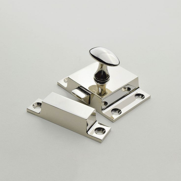 Sl 6 Large Butler Pantry Latch In Polished Nickel