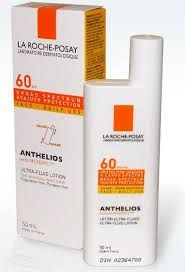 Anthelios Ultra Fluid SPF 60 Sunscreen is formulated with Mexoryl SX is our weekly special, extreme sun protection with a weightless texture which penetrates fast and leaves skin feeling clean and matte. Suitable for daily use and excellent under make-up.