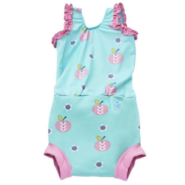 Bebek Yüzme Mayosu Apple Daisy