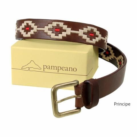 Pampeano Principe belt, for something different.