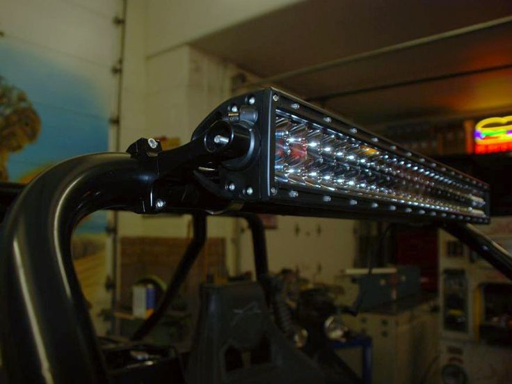 Utv Led Lightbar Mounts Utv