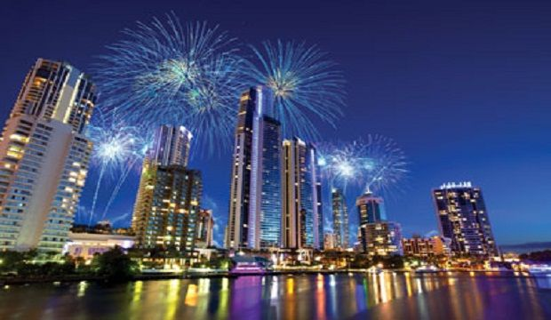 New Years Eve 2015 in Gold Coast AU