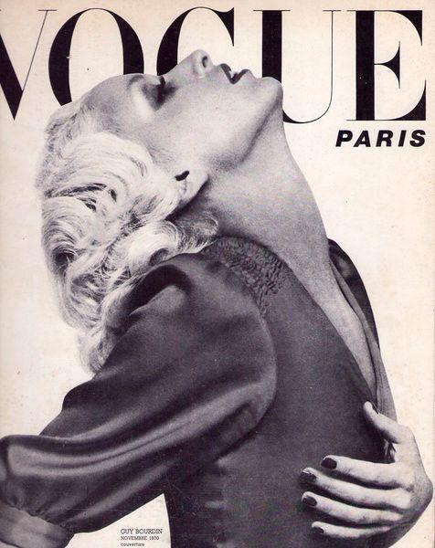 Guy Bourdin. Vogue Paris.