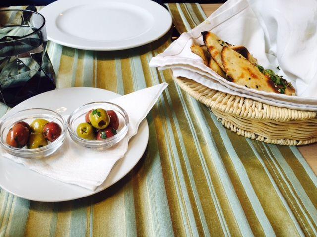 Naan Bread @ Naan Food & Drink