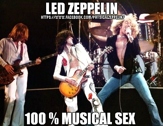 Led Zeppelin Meme by Shaun Harwood https://www.facebook.com/physicalzeppelin/