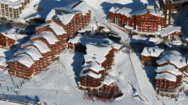 #SKIURLAUB #SILVESTER Val Thorens Frankreich - Résidence Village Montana in Val Thorens - günstige Angebote - www.winterreisen.de