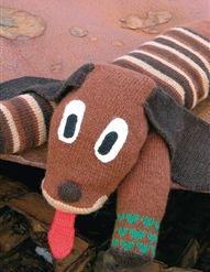 Hunden Slakk i pelsen