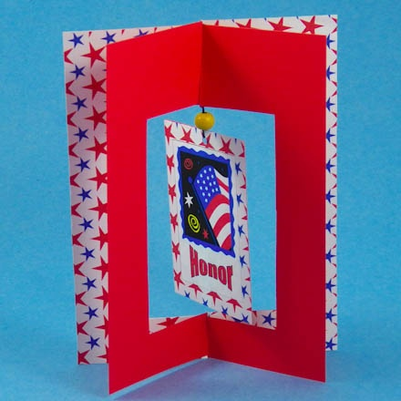 14 best greeting card tutorials images on pinterest card tutorials card making idea dangler greeting card tutorial m4hsunfo