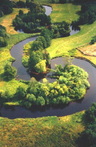 Znalezione obrazy dla zapytania rzeka wieprz