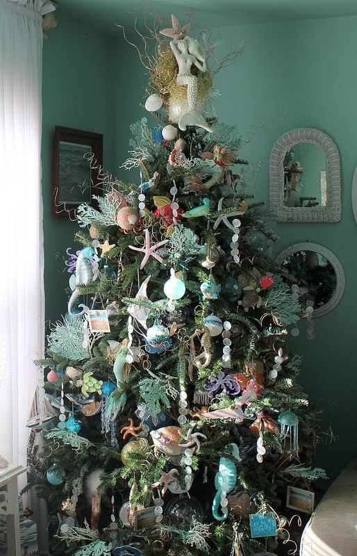 Under the Sea Christmas Tree: