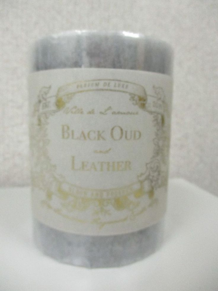 Black Oud and Leather Scented Candle Bloom and Prosper Parfum De luxe Collection #BloomandProsper #leathercraft #oud #men #perfume #parfum #romance #romanticcountry #romantic #healing #peace #candles #aromatherapy #homedecor