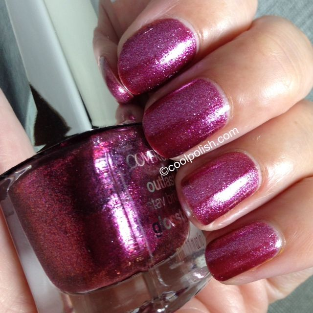 CoverGirl Hunger Games Catching Fire Nail Polish 2013! | Cool Polish