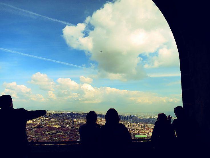 il mondo dall'alto