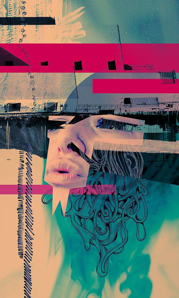 Carbono Canibal | The artwork of Ciro MacCord