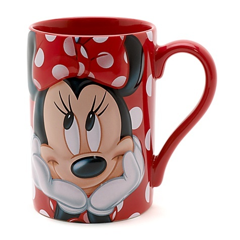Minnie Mouse Large Character Mug