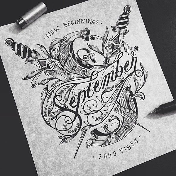 Hand Type Vol. 22 on Behance by Raul Alejandro