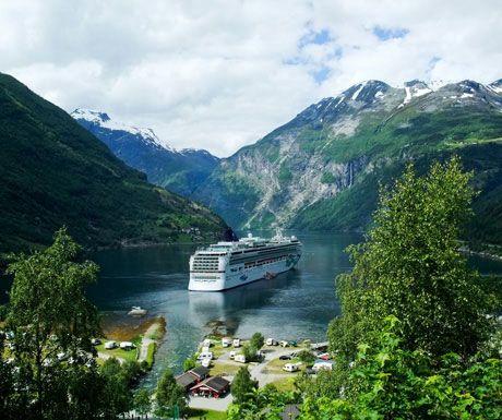 Top 6 Scandinavian cruise destinations http://www.aluxurytravelblog.com/2013/11/13/top-6-scandinavian-cruise-destinations/