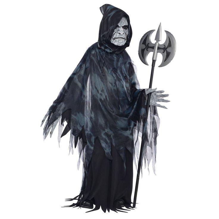 Halloween Boys' Soul Taker Halloween Costume XL, Boy's, MultiColored – Target