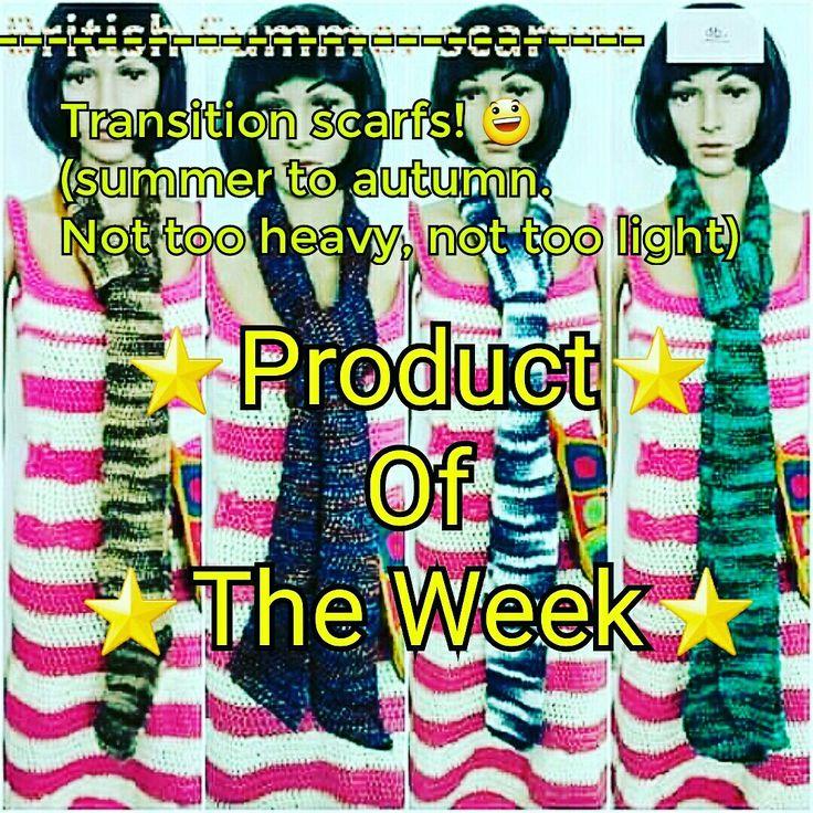 #ProductoftheWeek #handmade #Crochet #AlmostScarfSeason #request #bargains #autumn #scarf #sharingIsCaring #Doppelgangerzone £15 + free postage
