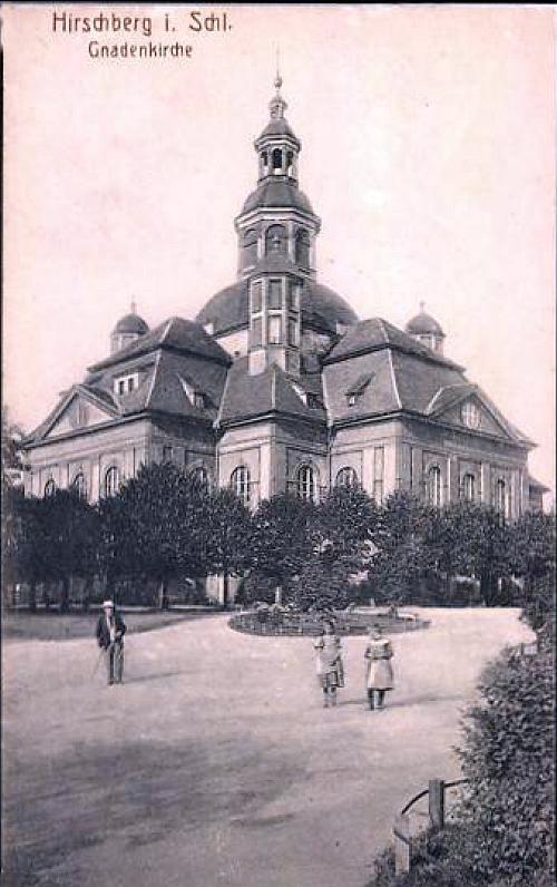 Stare pocztówki z Karkonoszy.