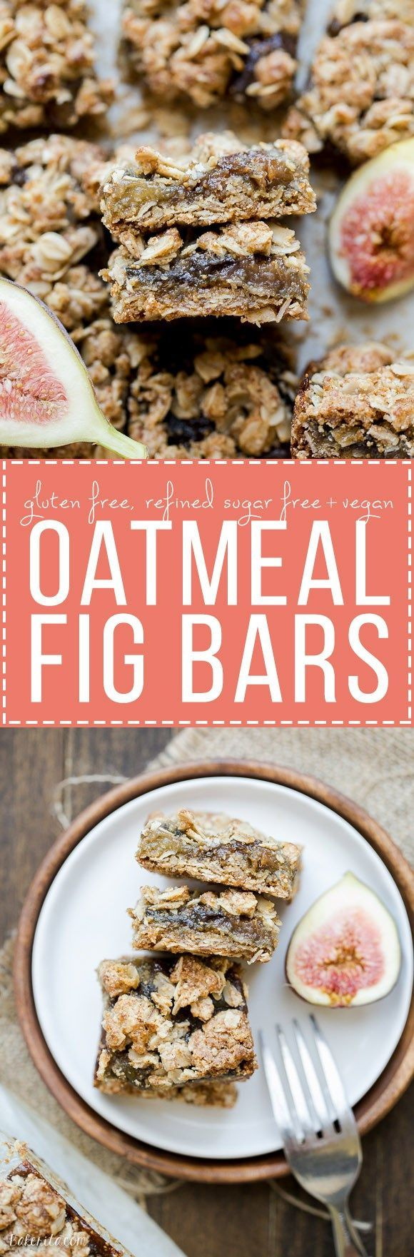 These Oatmeal Fig Bars are an incredible way to use your fresh figs! These…