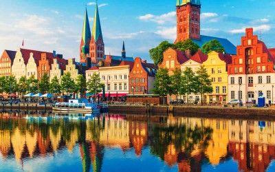 Blogreihe moby.cards – places: Lübeck – Königin der Hanse