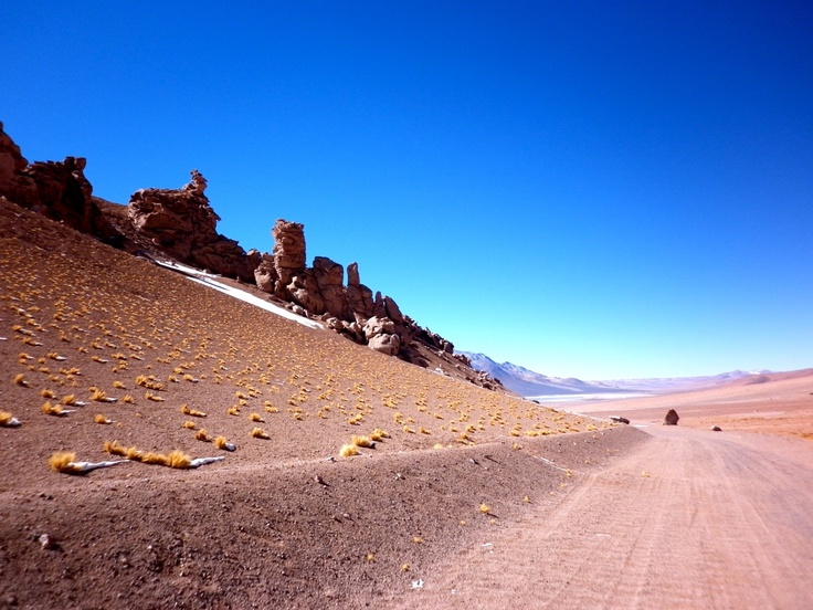 Paso de Jama, Chile to Argentina