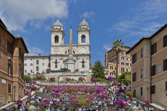 13 locuri de vizitat gratis în Roma