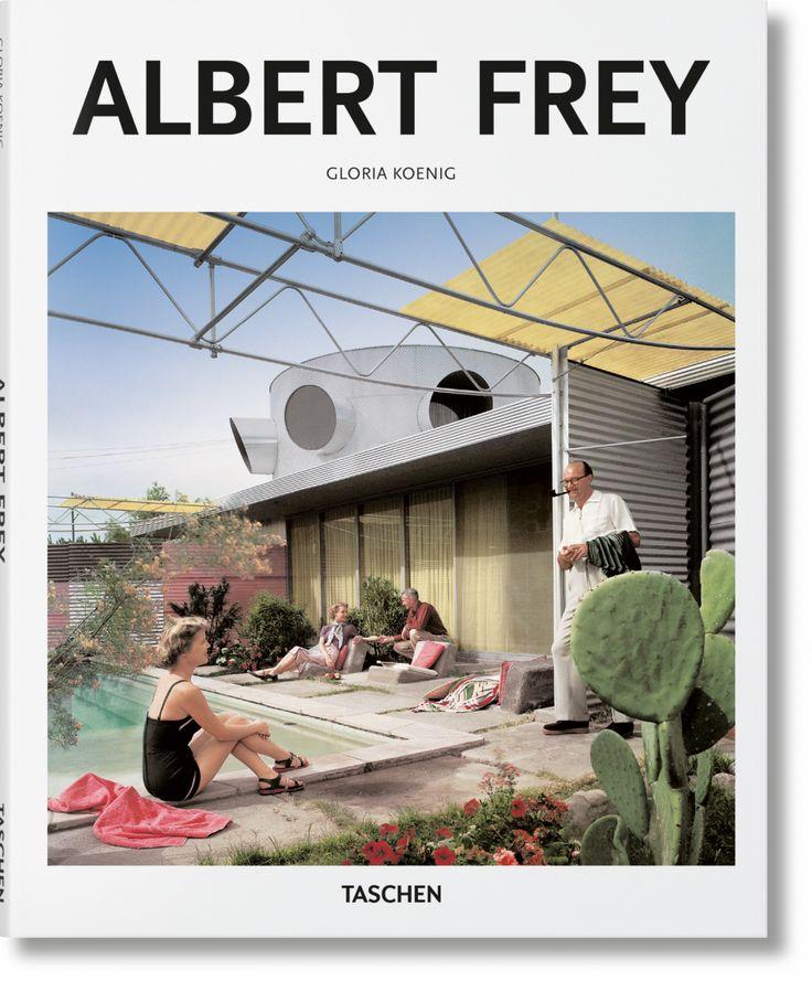 Albert Frey (Basic Art Series)