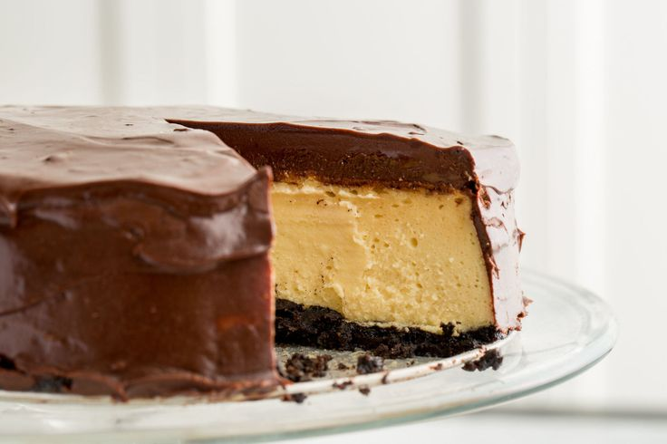 Baileys Cheesecake  - Delish.com