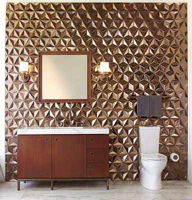 ann sacks ogassian tiles via the design atelier inc
