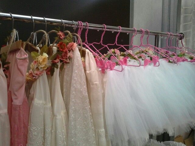 Our new fairy skirts ready for our fairy parties in Dolly