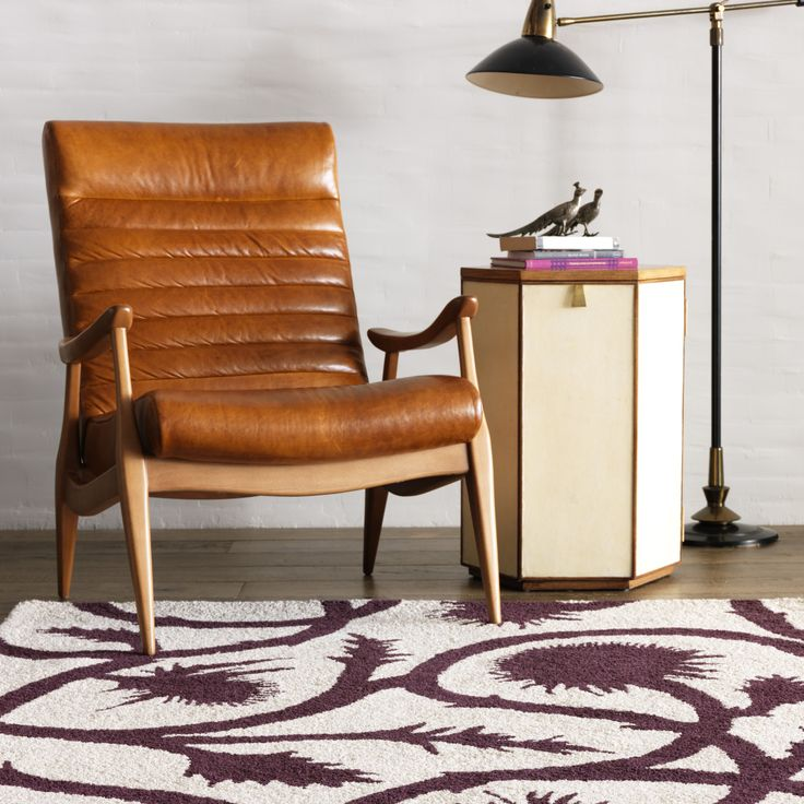 hans leather chair