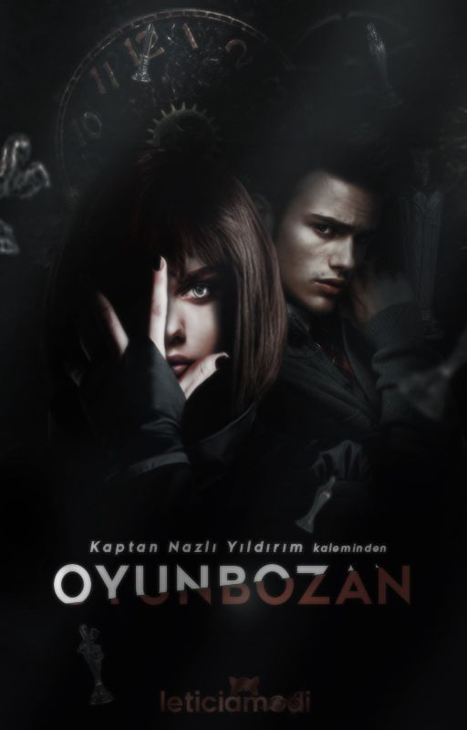Let Cover   LET GRAPHİC 2 - 59   Oyunbozan - Wattpad