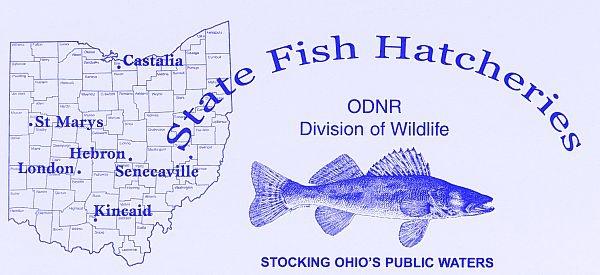 12 best travel ohio images on pinterest columbus ohio for Fish hatchery ohio