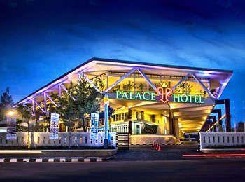 Palace Hotel di Bogor, Indonesia