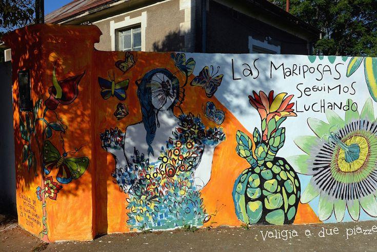 San Antonio de Areco, Argentina - Murale Graffiti