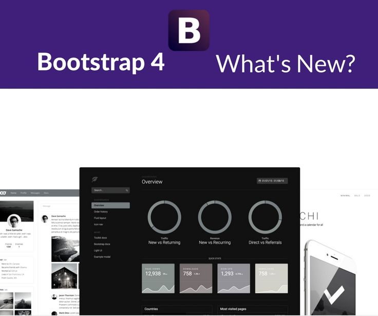 Tudor Anghelina: Top 10 Cool New Features in Bootstrap 4